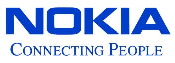 Nokia logo admin