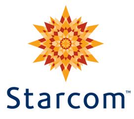 Starcom logo admin
